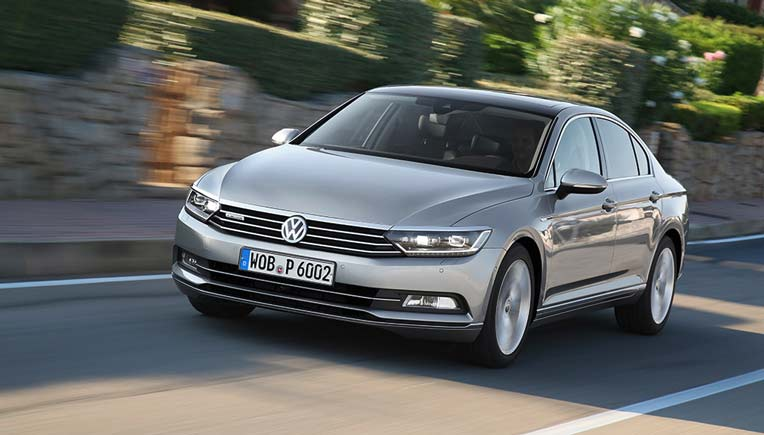 Volkswagen launches Passat in India for Rs.29.99 lakh