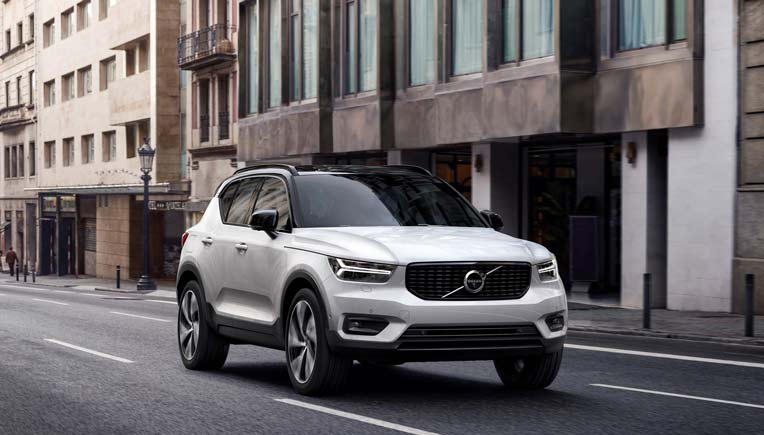 Volvo Cars debuts the new XC40 small premium SUV in Milan; Launches new 'Care by Volvo' service