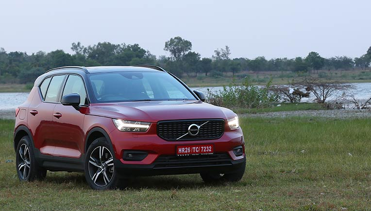 Volvo XC40 bookings open for Rs 5 lakh; launch on July 4