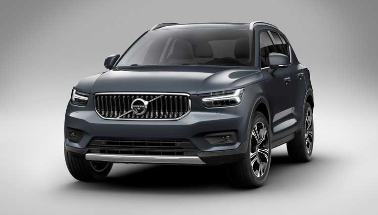 Volvo XC40 compact SUV gets a new 3 cylinder petrol powertrain