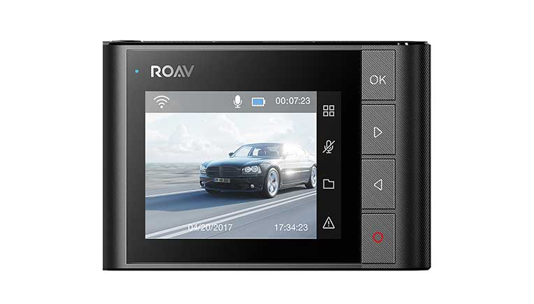 Roav by Anker entry level DashCam A0 in India priced at Rs. 5,490/-