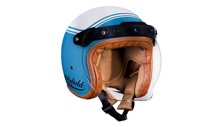 Royal Enfield unveils limited edition range of helmets
