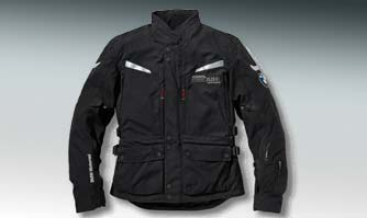 BMW Motorrad launches airbag jacket Street Air Dry by Alpinestars