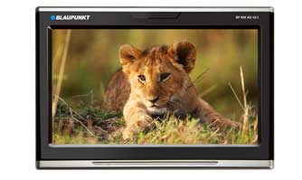 Blaupunkt enters rear seat entertainment category