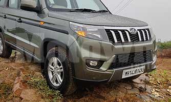 Ceat Czar HP range of tyres for new Mahindra Bolero Neo