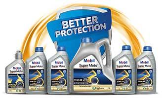 ExxonMobil launches upgraded Mobil Super Moto range of engine oils