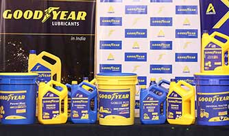 Goodyear, Assurance Intl announce new engine oils in India