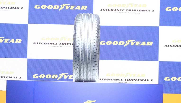Goodyear Launches Assurance TripleMax 2
