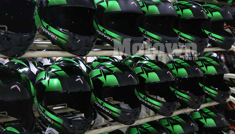 Mavox helmets to comply with ECE 22.06 regulations for safety