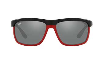 Ray-Ban launches new Scuderia Ferrari series inspired by F1 Car