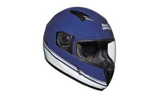 Royal Enfield motorcycle helmets with washable inner pads