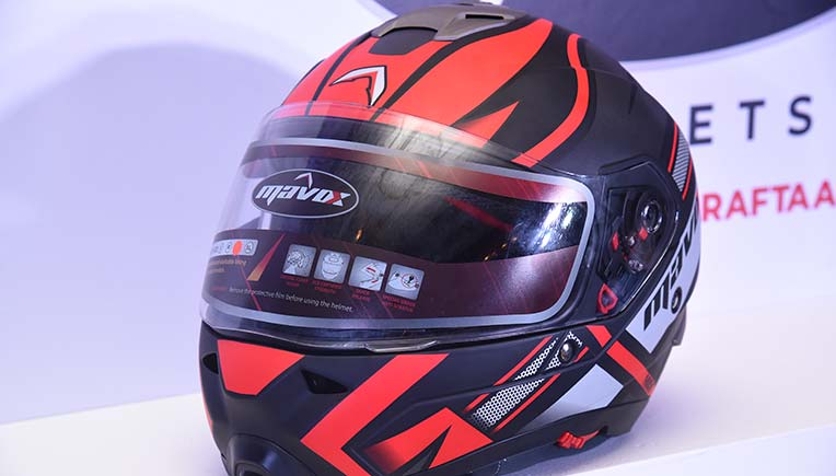 Sandhar Amkin Industries launches Mavox helmets in Rs 1500-3000 range