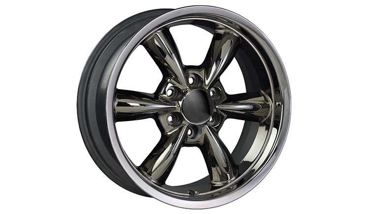 Synergies launches ' Magic Black' -  world's first black chrome plated wheels