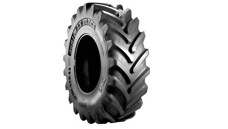 BKT showcases its largest sized tyre at SIMA agribusiness show in Paris