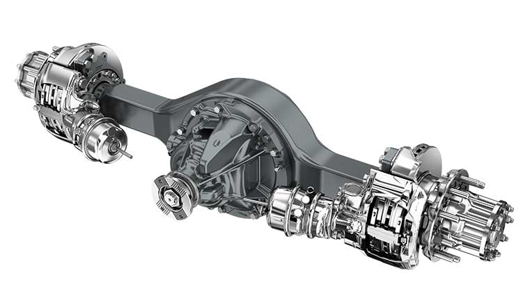 IAA COMMERCIAL VEHICLES 2018: Dana launches Spicer 175 series single drive axle