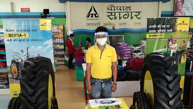 JK Tyre, ITCs Choupal Saagars tie up for rural market connect