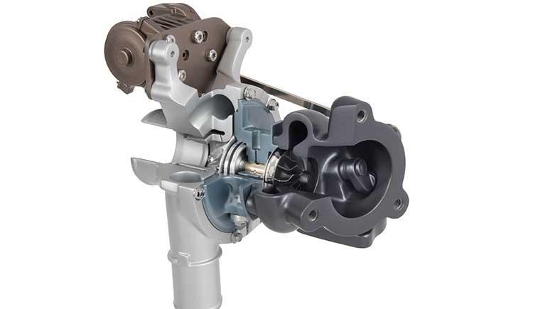 Honeywell showcases advanced turbo technologies