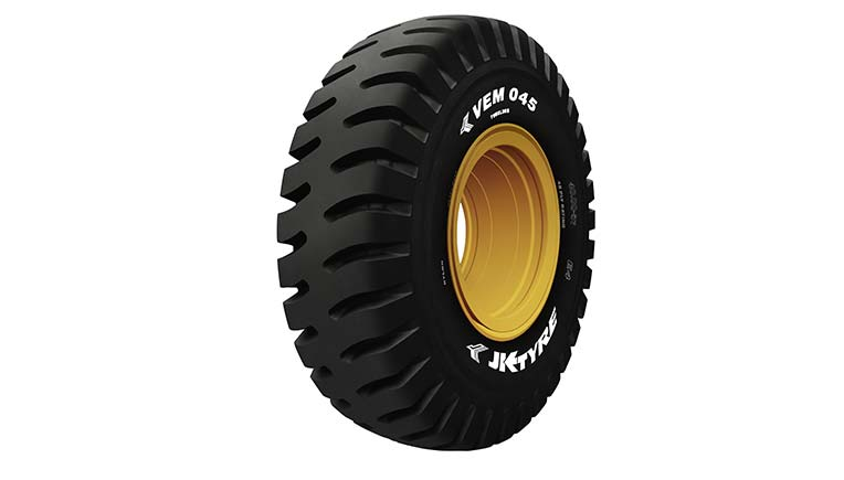 JK Tyre enters Limca Book of Records with India's largest off-the-road tyre