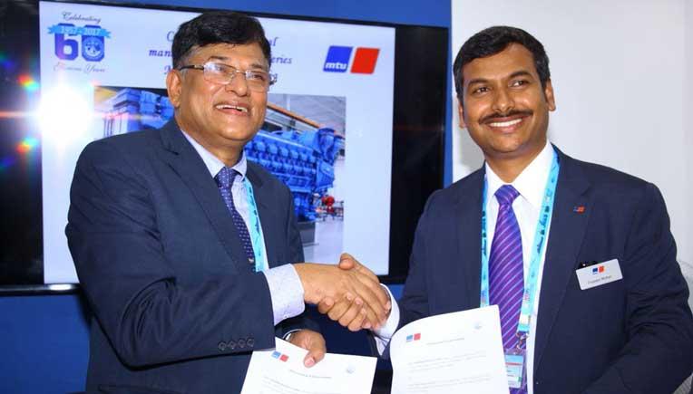 Rolls-Royce, Goa Shipyard Limited to manufacture MTU engines in India