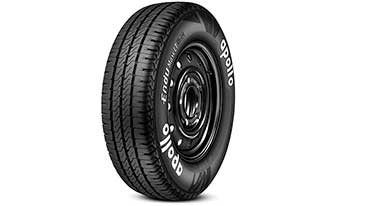 Apollo Tyres EnduMaxx brand of light truck tyres for Indian market