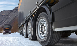 Continental launches radial truck tyres in India