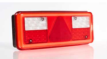 IAA COMMERCIAL VEHICLES 2018: Ermax LED Hammer-proof tail lamps from BPW