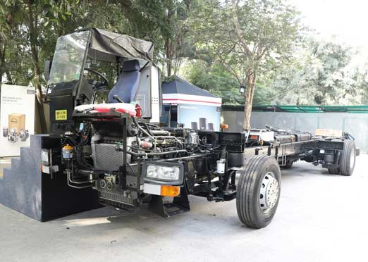 MAN Trucks India unveils new CLA BSIV bus chassis range