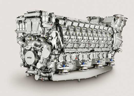 Rolls-Royce, Goa Shipyard Limited to manufacture MTU engines in India