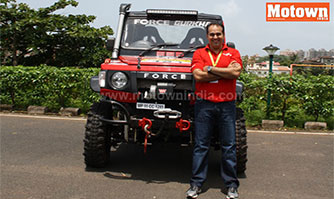 Interview with Prasan Firodia, Managing Director, Force Motors