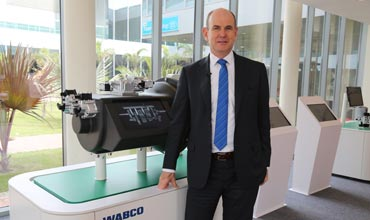 Interview with Jacques Esculier, Chairman & CEO,  WABCO Holdings Inc.