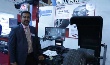 Interview with Rajesh Philip, Executive Director, Madhus Garage Equipments Pvt Ltd