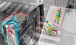 Continental to showcase right-turn assistance systems at the IAA CV exhibition