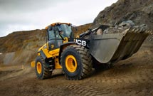 Eaton technology to help JCB wheel loaders