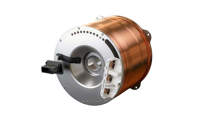 BorgWarner to supply electric motors for new electric truck