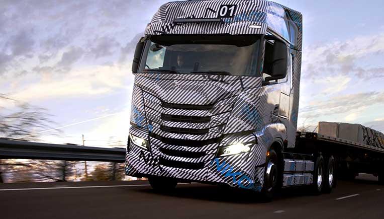 CNH Industrial, Nikola Corporation to develop zero- emission heavy-duty trucks