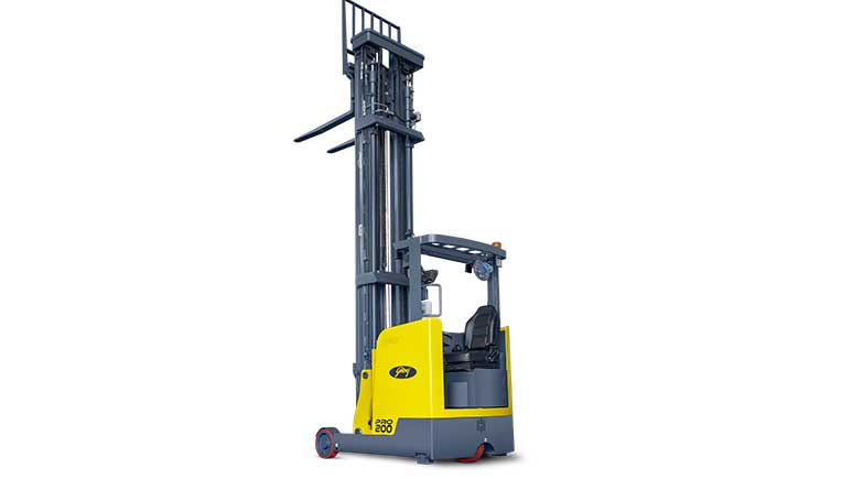 Godrej Material Handling launches new PRO series reach truck