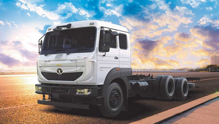 Tata Motors launches Signa 3118.T, India's first 3-axle 6x2 truck with 31-tonne GVW