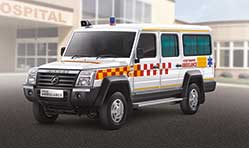 Ambulances give Force Motors the much needed sales impetus