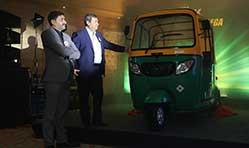 Atul Auto launches all new RIK CNG auto rickshaw for Gujarat