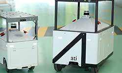 Autonomous industrial vehicle maker Ati Motors raises $3.5 million