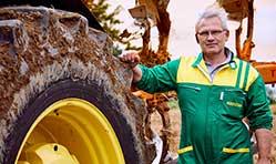 CV Feature-Italian farmer recounts experience with BKT tyres