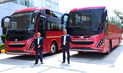 Eicher launches new Coach & Sleeper bus range