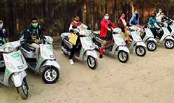 Flipkart procures e-vehicles from Hero Electric, Mahindra Electric, Piaggio