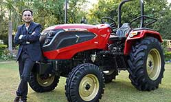 ITL commences delivery of Solis Hybrid 5015 hybrid tractor
