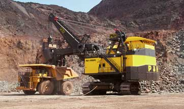 Komatsu acquires Joy Global to expand mining business
