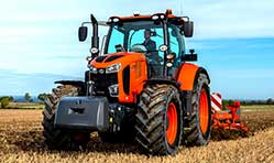 Mahindra Japanese subsidiary and Kubota  in business collaboration
