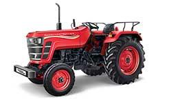 Mahindra launches 3 new Yuvo Tech + tractors in 35-42hp power range