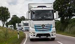 Mercedes-Benz Trucks to usher in eActros truck on June 30