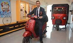 Omega Seiki Mobility unveils electric scooters Zoro, Fiare