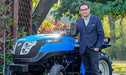 Sonalika launches Tiger Electric, India's 1st field ready electric tractor